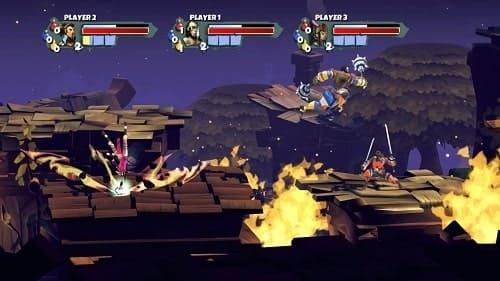 Обзор игры Sacred Citadel