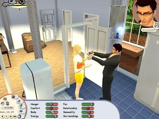 Обзор игры Singles: Flirt Up Your Life