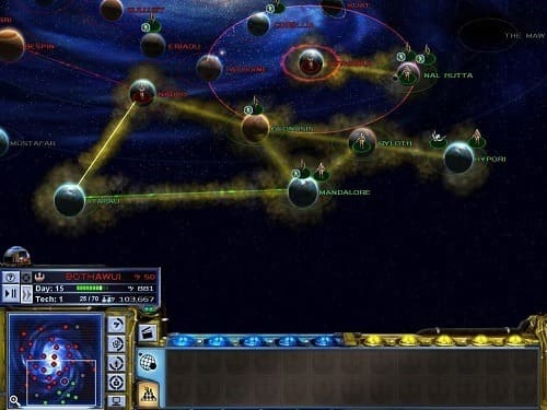 Обзор игры Star Wars: Empire at War