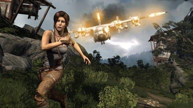 Обзор игры Tomb Raider