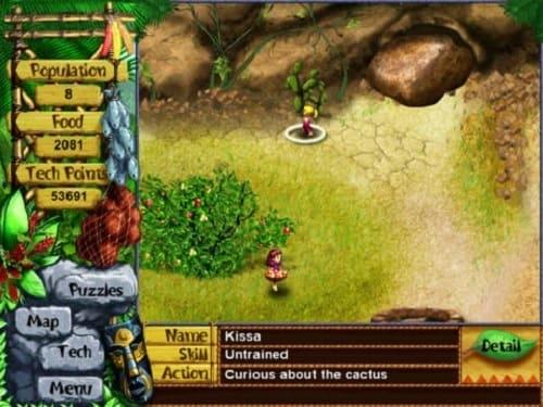 Обзор игры Virtual Villagers