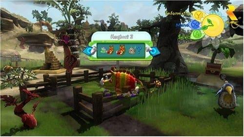Обзор игры Viva Pinata: Trouble in Paradise