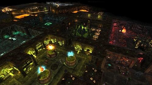 Обзор игры War for the Overworld