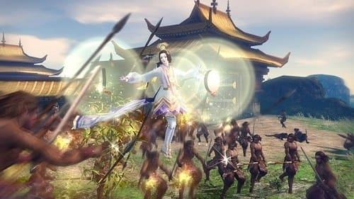 Обзор игры Warriors Orochi 3