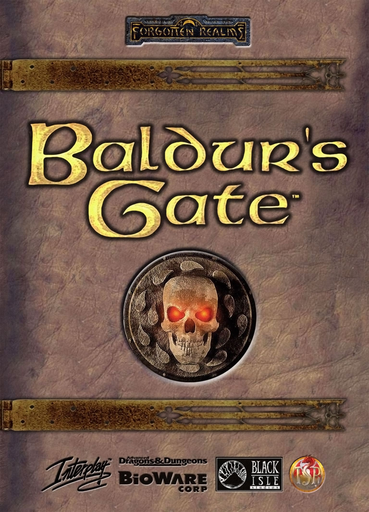 Обзор игры Baldur's Gate II