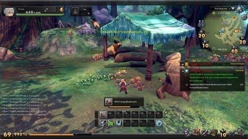 Обзор игры Aura Kingdom