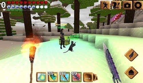 Обзор игры Block Story