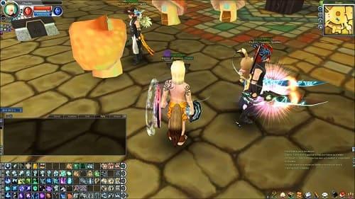 Обзор игры Fiesta Online