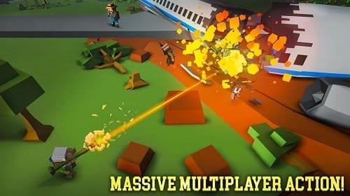 Обзор игры Grand Battle Royale