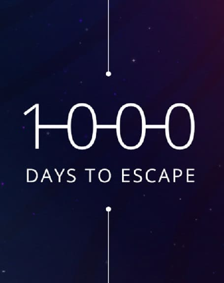 Обзор игры 1000 Days to Escape