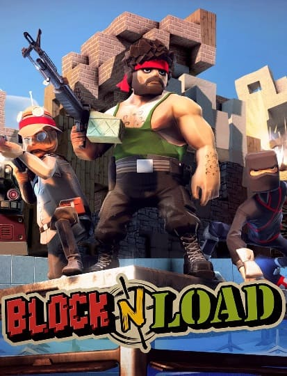 Обзор игры Block N Load