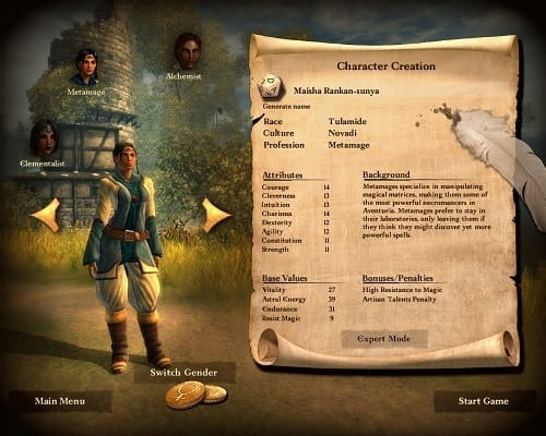 Обзор игры Drakensang: The Dark Eye