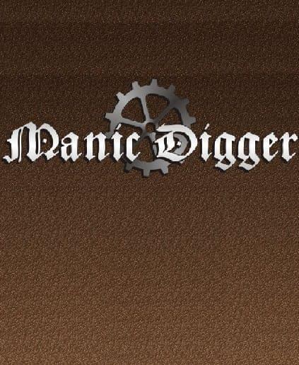 Обзор игры Manic Digger