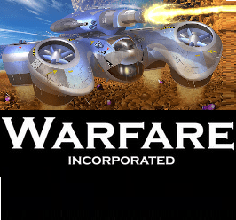 Обзор игры Warfare Incorporated