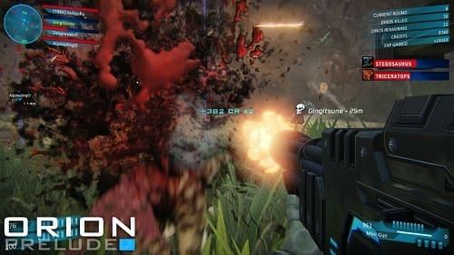 Обзор игры ORION: Prelude