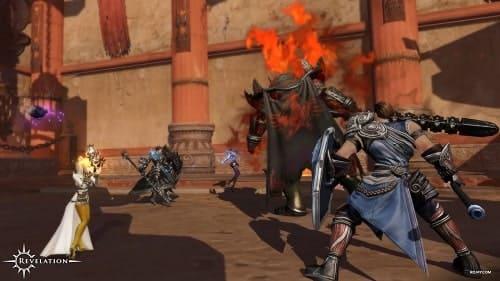 Обзор игры Revelation Online