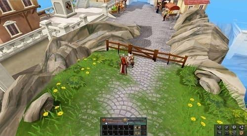 Обзор игры RuneScape