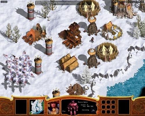 Обзор игры Warlords Battlecry II