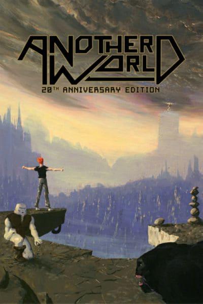 Обзор игры Another World