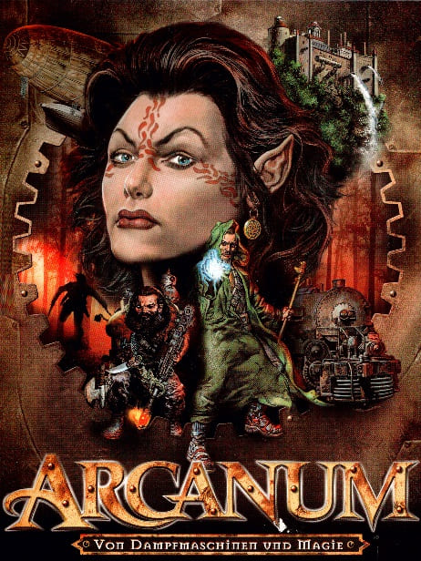 Обзор игры Arcanum: Of Steamworks & Magick Obscura