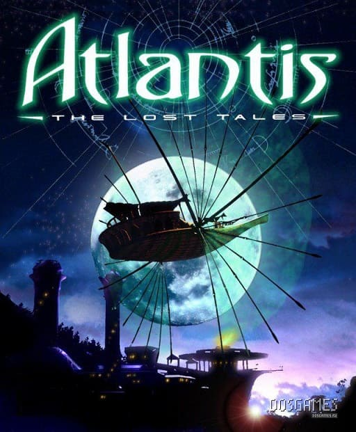Обзор игры Atlantis: The Lost Tales