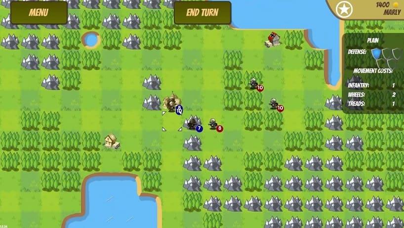 Обзор игры Front Wars