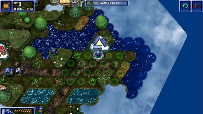 Обзор игры Great Big War Game