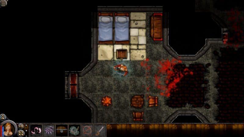 Обзор игры Heroes of Steel RPG