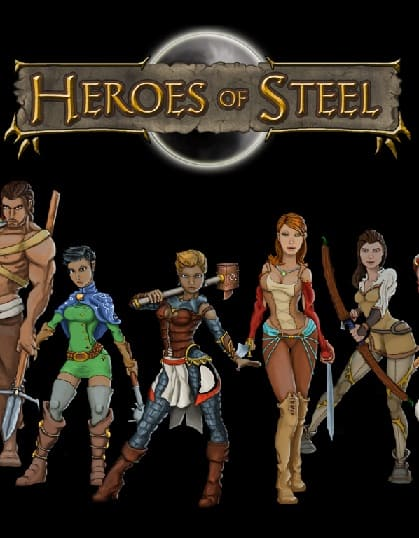 Обзор игры Heroes of Steel RPG