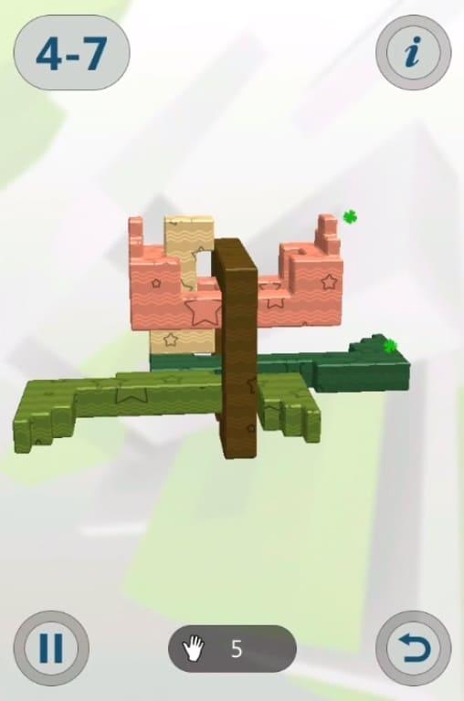 Обзор игры Interlocked