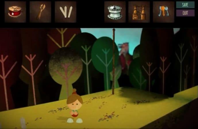 Обзор игры Lume