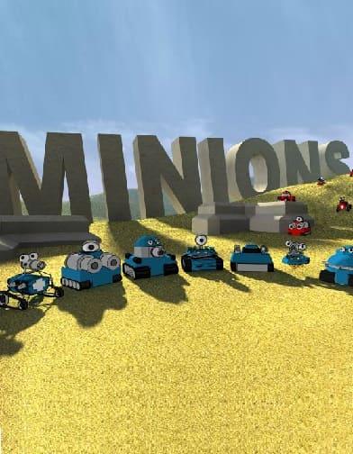 Обзор игры Minions