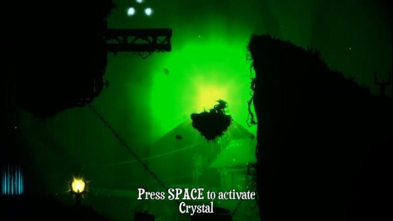 Обзор игры Oscura: Lost Light
