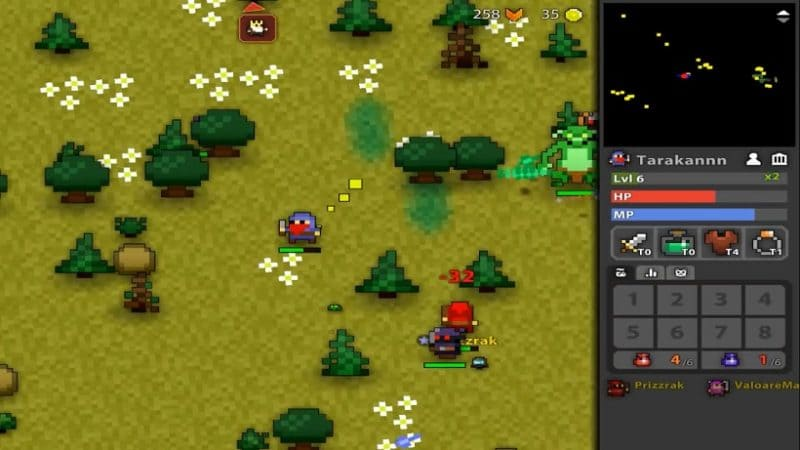 Обзор игры Realm of the Mad God