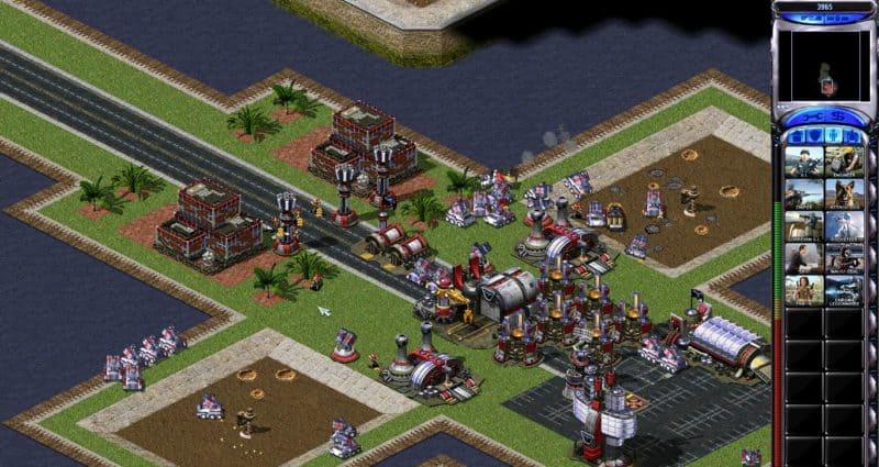 Обзор игры Red Alert 2