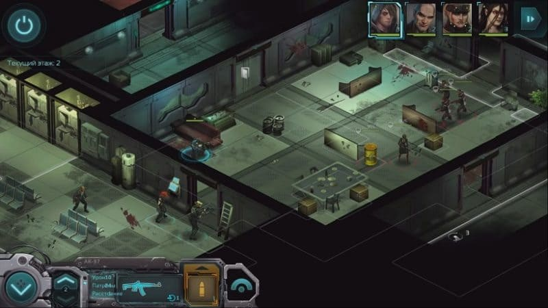 Обзор игры Shadowrun: Dragonfall