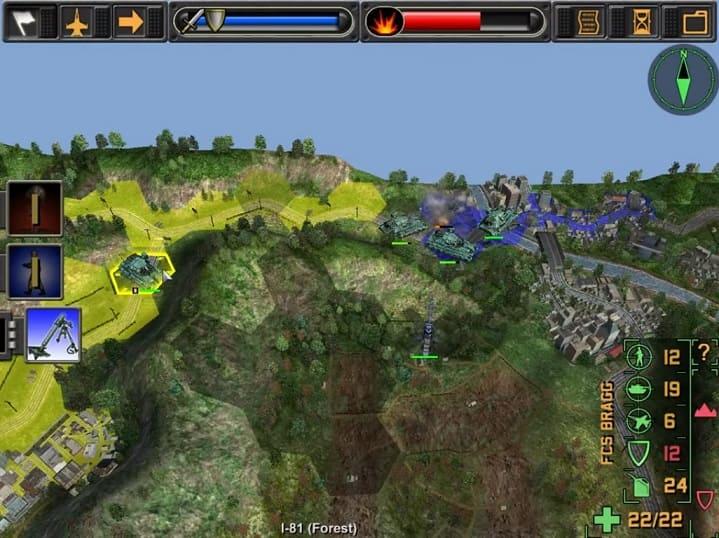 Обзор игры Shattered Union