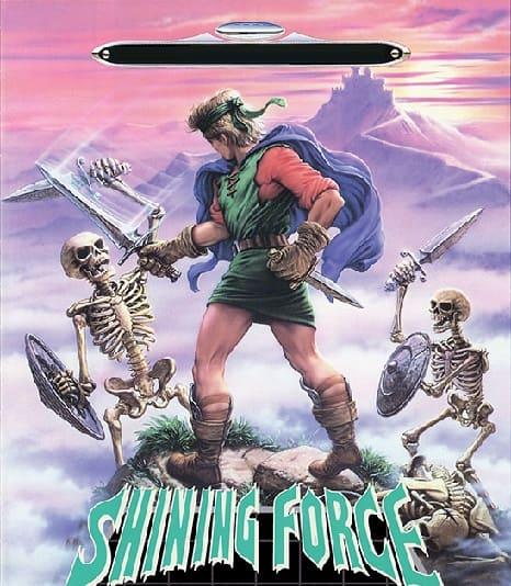 Обзор игры Shining Force
