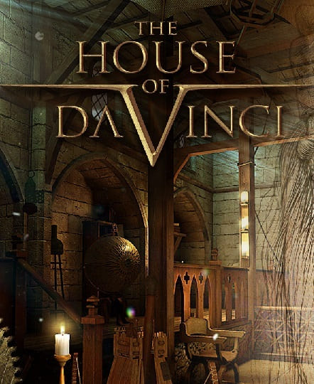 Обзор игры The House of Da Vinci