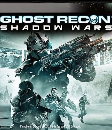 Обзор игры Tom Clancy's Ghost Recon: Shadow Wars