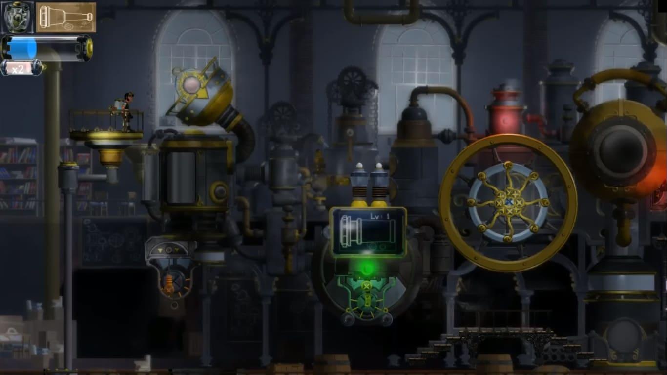 Обзор игры Vessel