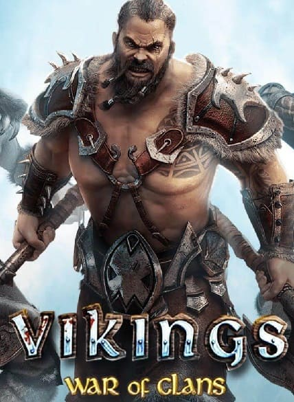 Обзор игры Vikings: War of Clans