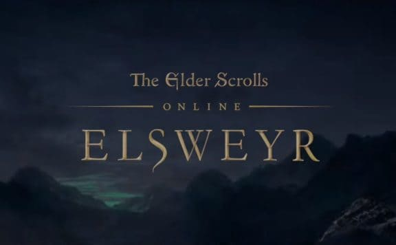 Трейлер новой главы The Elder Scrolls Online