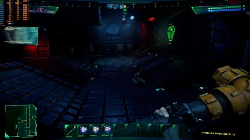 Новые дополнительные улучшения ремейка System Shock на движке Unreal Engine 4