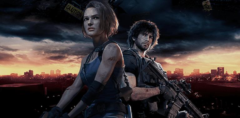 База данных PSN содержит обложку игры Resident Evil 3