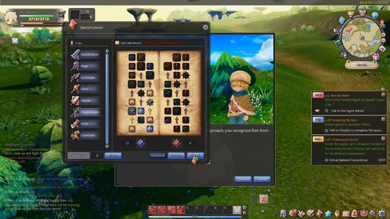 Обзор игры Twin Saga