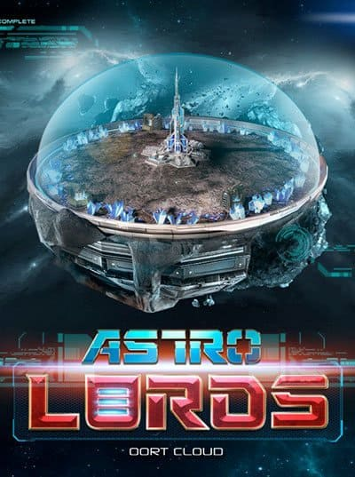 Обложка игры Astro Lords