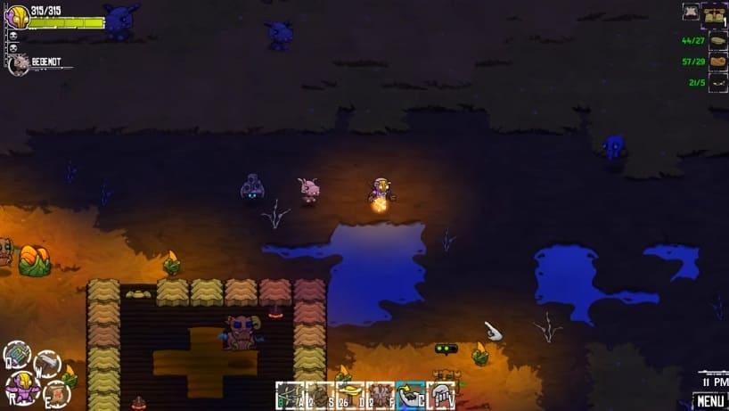 Обзор игры Crashlands