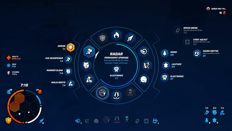 Обзор игры Darwin Project