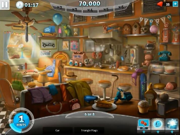 Обзор игры Hidden Objects: Mystery Crimes